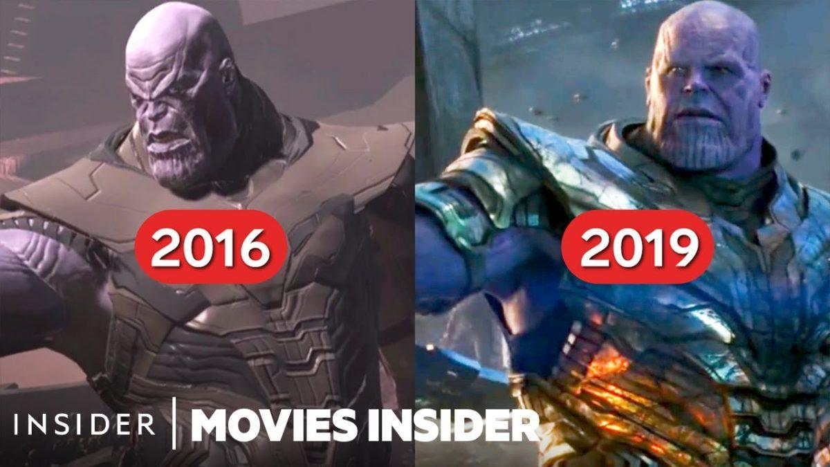 """Wie Marvel mittels """"Previs"""" Filme eigentlich schon Jahre vor dem Dreh durchgeplant hat"""