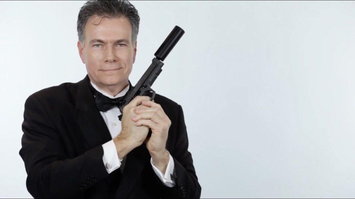 James Bond, aber nur mit Stock Footage