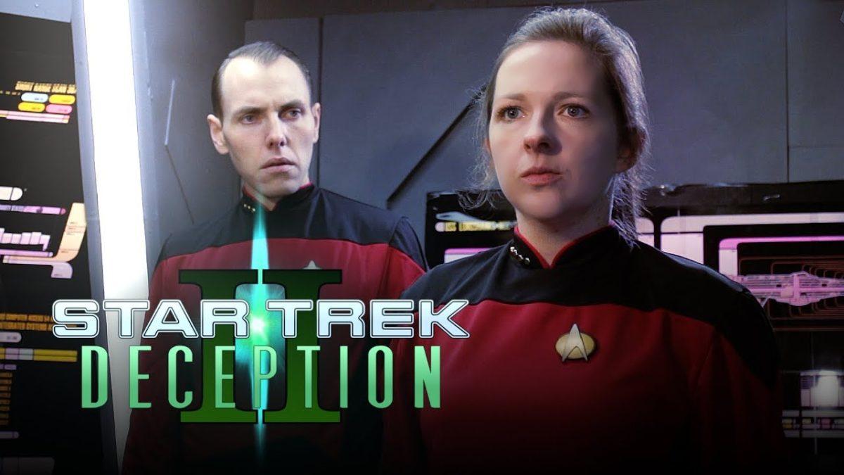 """Der Star-Trek-Fanfilm-Freitag am Mittwoch: """"Deception 2"""""""