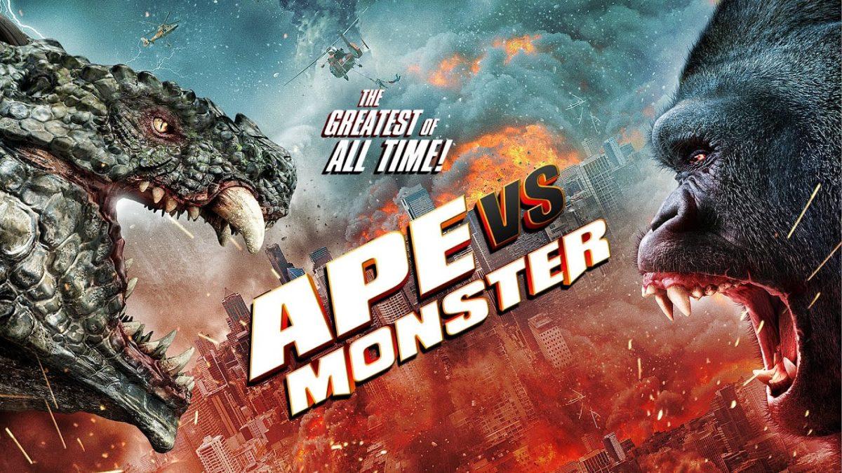"""""""Ape vs. Monster"""" von The Asylum kommt mir echt so unglaublich bekannt vor!"""