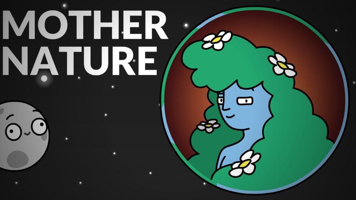 """Im Song """"Mother Nature"""" von LOLNEIN möchte die Erde bitte schlecht behandelt werden, weil es ihr Kink ist"""