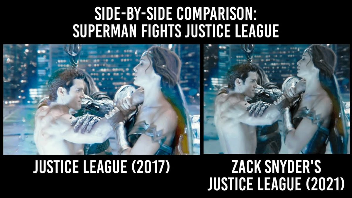 """""""Justice League"""" von 2017 und 2021 im Direktvergleich: Whedon vs. Snyder"""