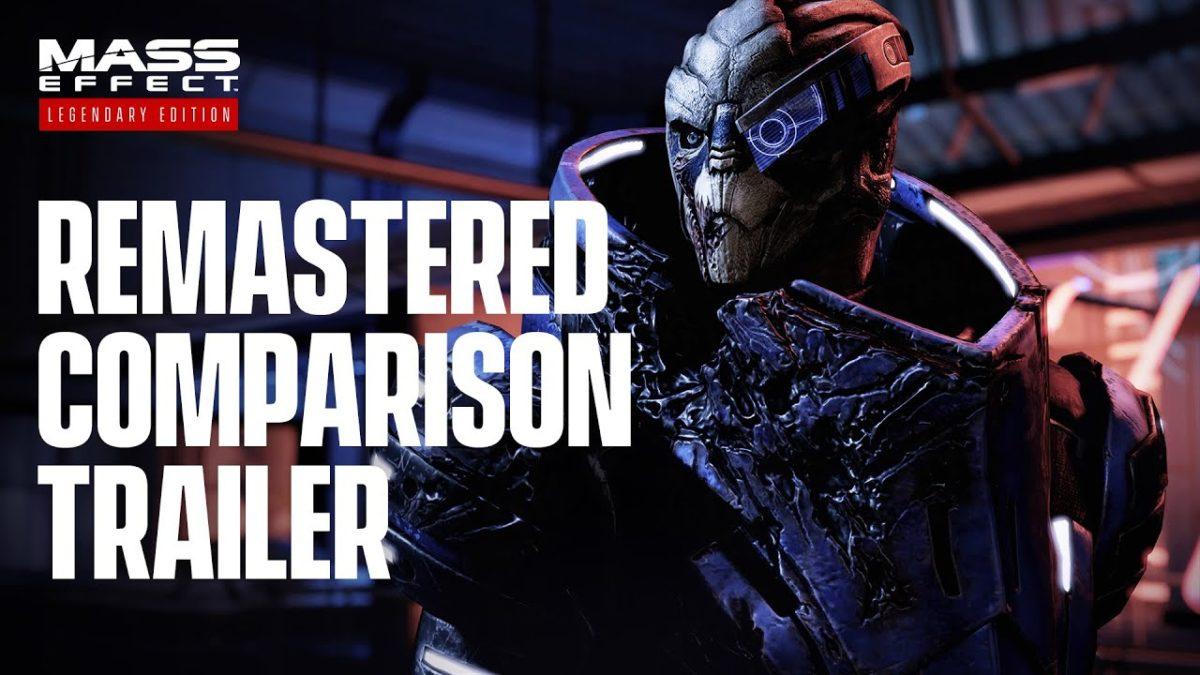 """""""Mass Effect"""": Die visuellen Verbesserungen der Legendary Edition im direkten Vergleich"""