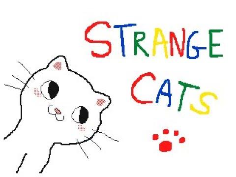 Berühmte Katzen der Meme-Geschichte animiert