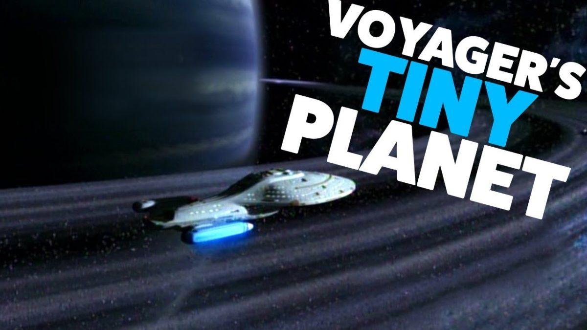 """Der Planet aus dem Intro von """"Star Trek: Voyager"""" ist UNMÖGLICH (vermutlich)"""
