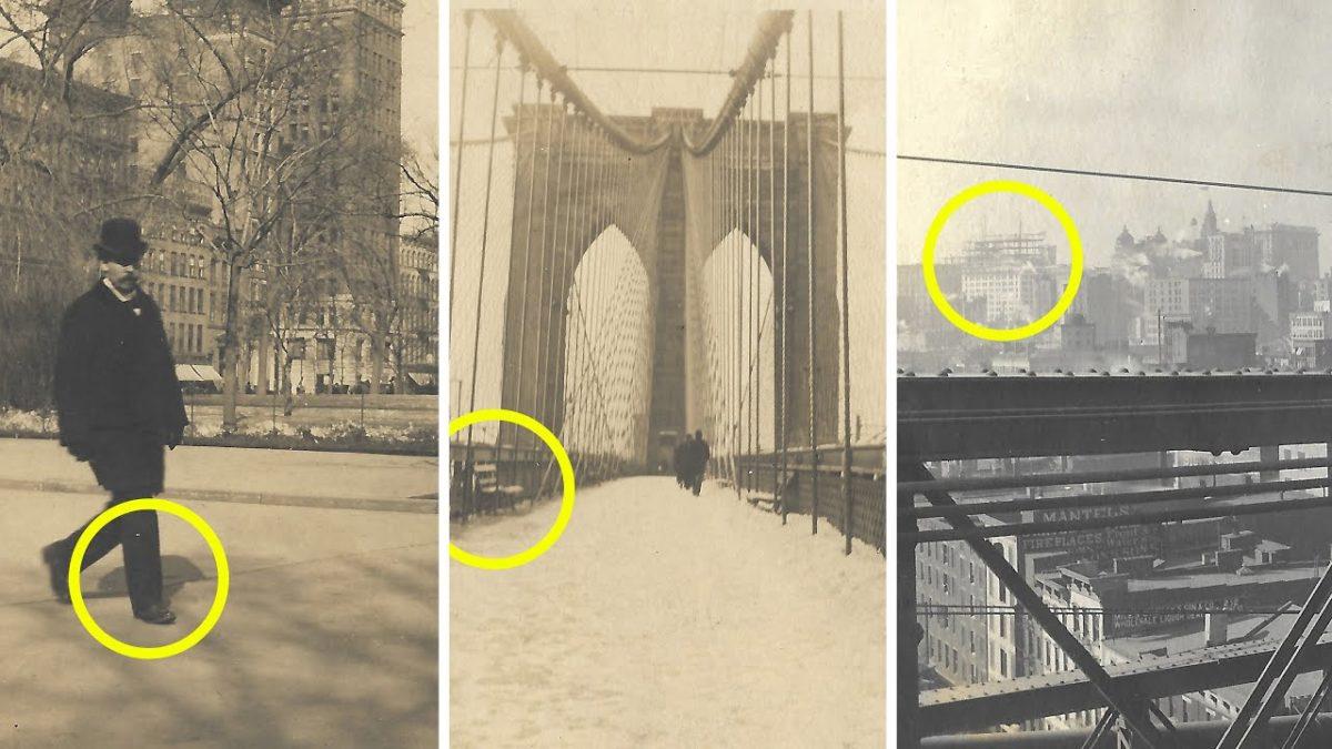 Ein Historiker folgt Hinweisen auf 3 Fotos von New York, um das exakte Datum der Aufnahmen zu ermitteln