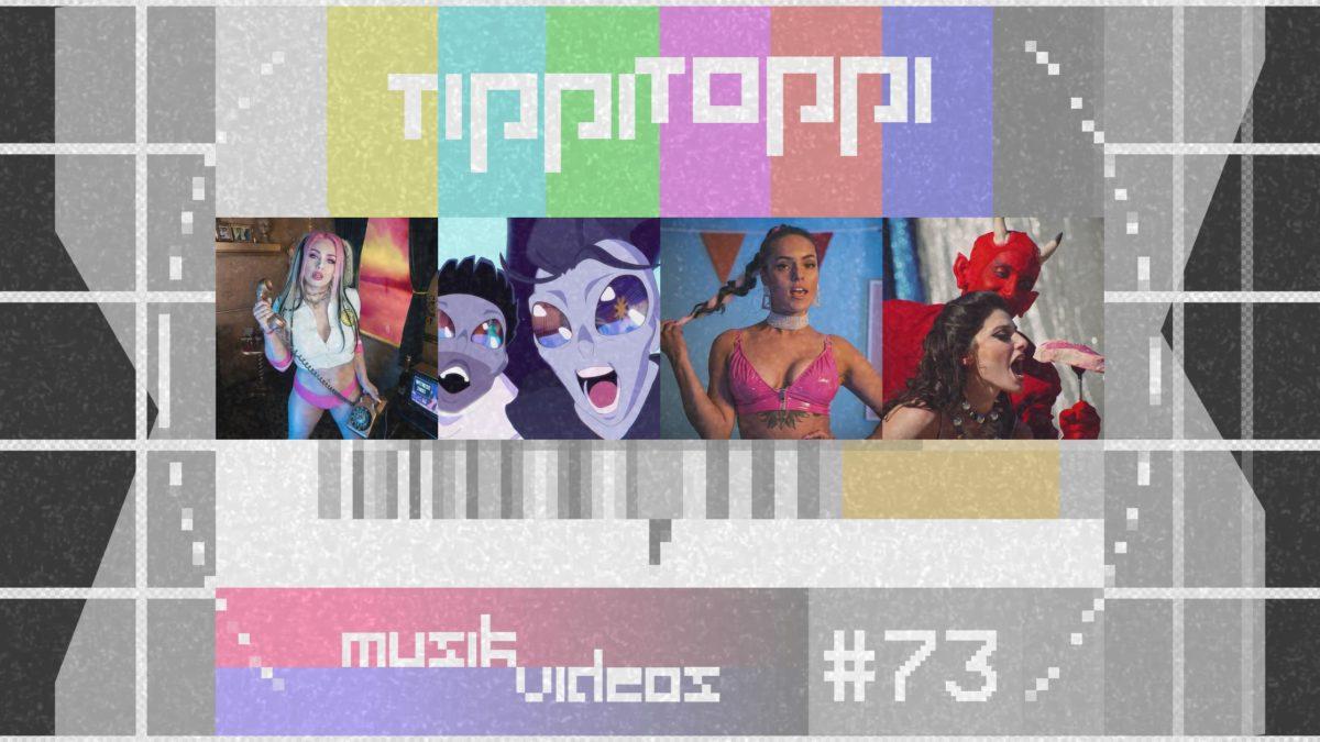 Tippi Toppi Musikvideos #73 mit SUMO CYCO, AREA 21, Lil Sis Nora und Pokey LaFarge