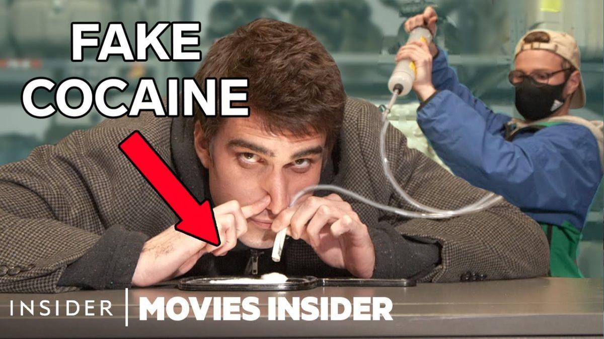 Wie bekommt man eigentlich gute falsche Drogen für Filme hin?