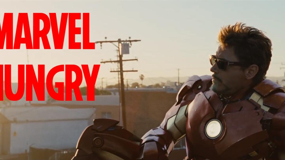 """Marvel Hungry"" zeigt uns essende Helden"
