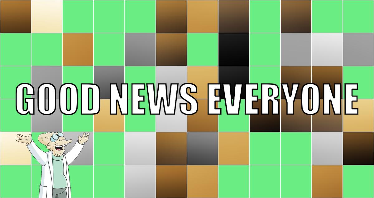 Eure auf- und umgeräumten guten Nachrichten der Woche: Good News Everyone CXXIX