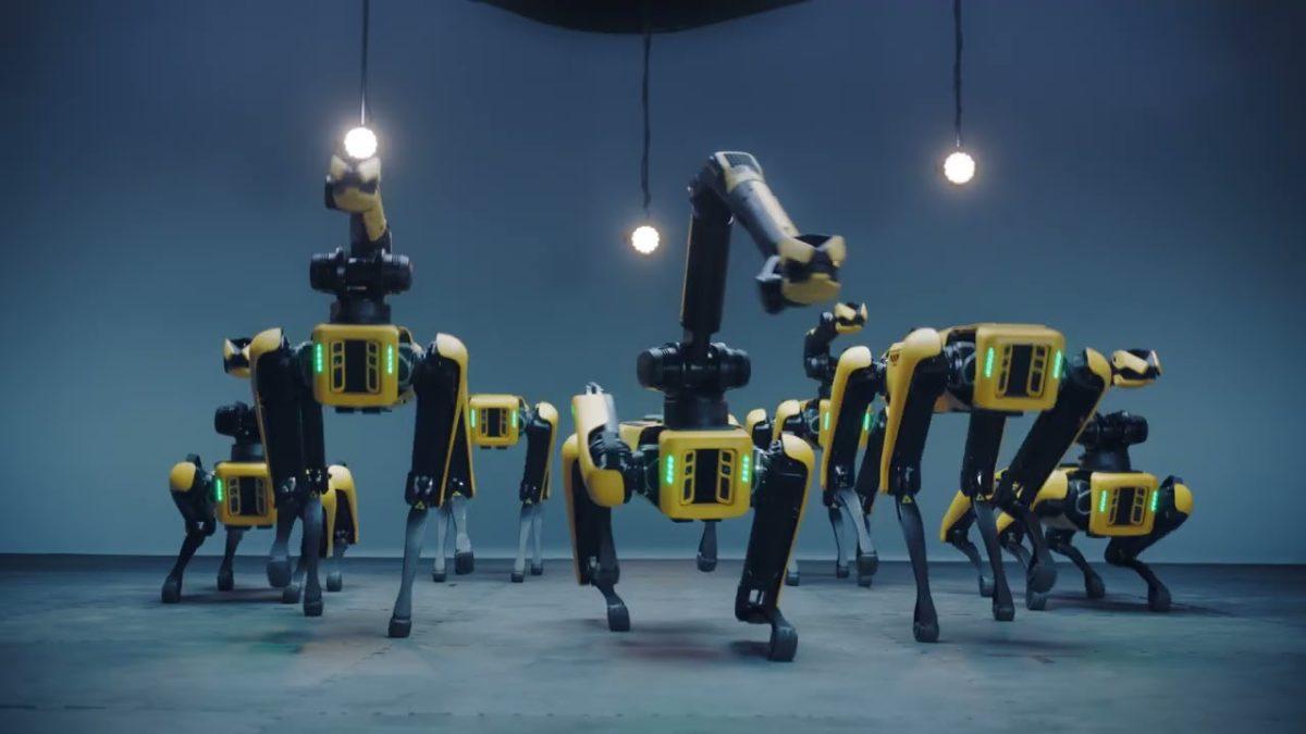 Die tanzenden Roboter von Boston Dynamics sind creepy wie eh und je