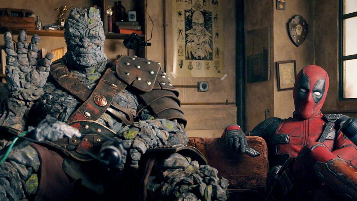 """Deadpool und Korg reagieren auf den Trailer von """"Free Guy"""""""