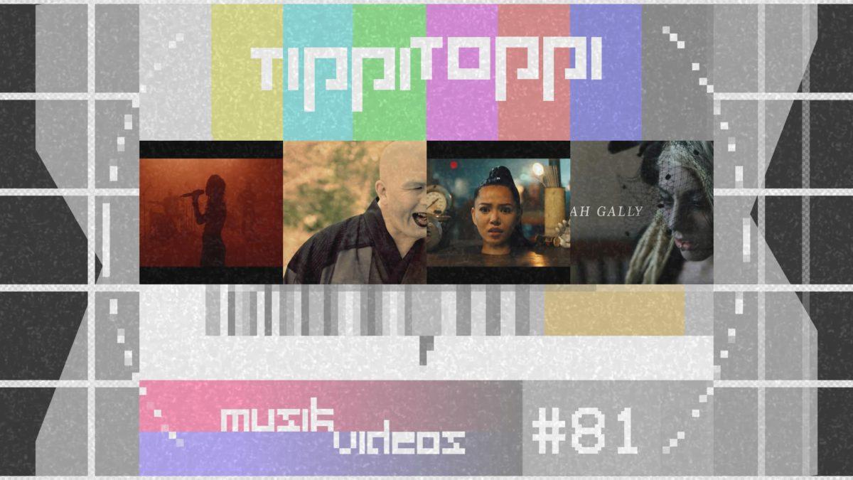 Tippi Toppi Musikvideos #81 mit Alice Merton, Ningen Isu, Bella Poarch und Venues