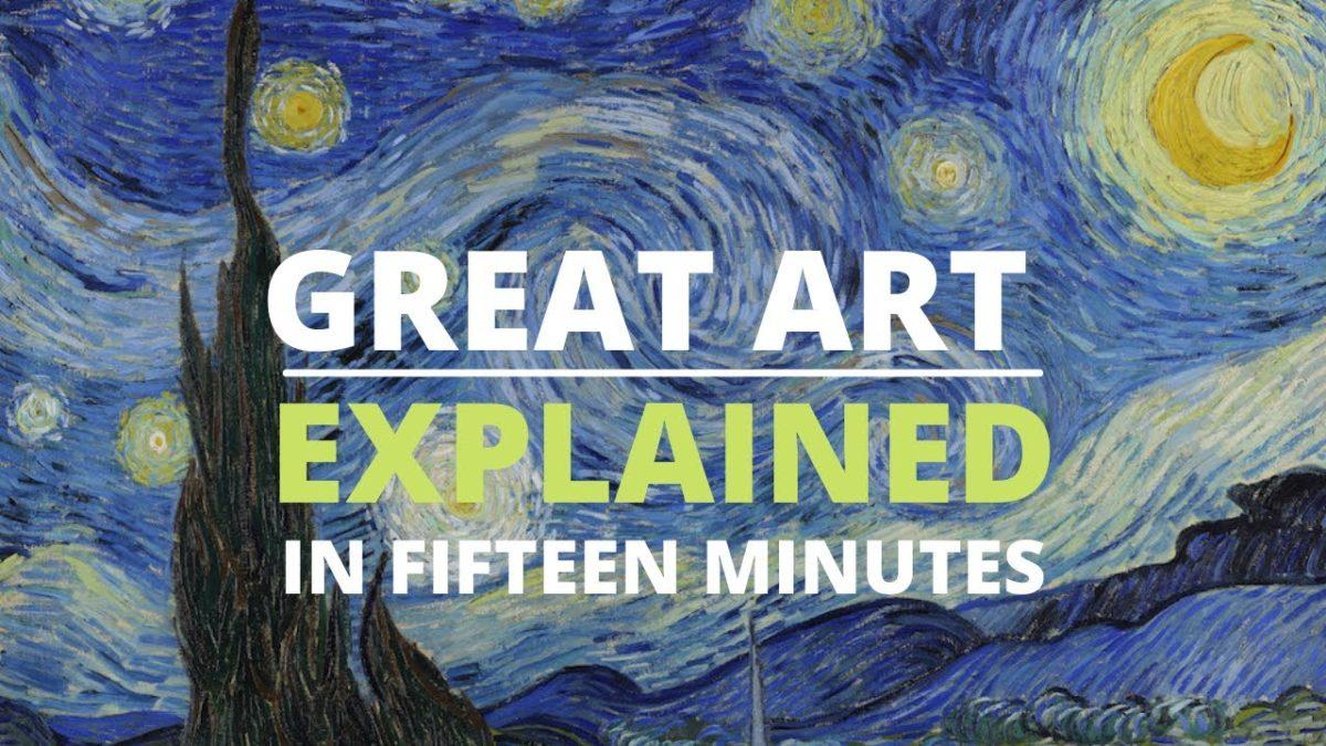 """Aber was bedeutet eigentlich die """"Sternennacht"""" von Vincent van Gogh?"""