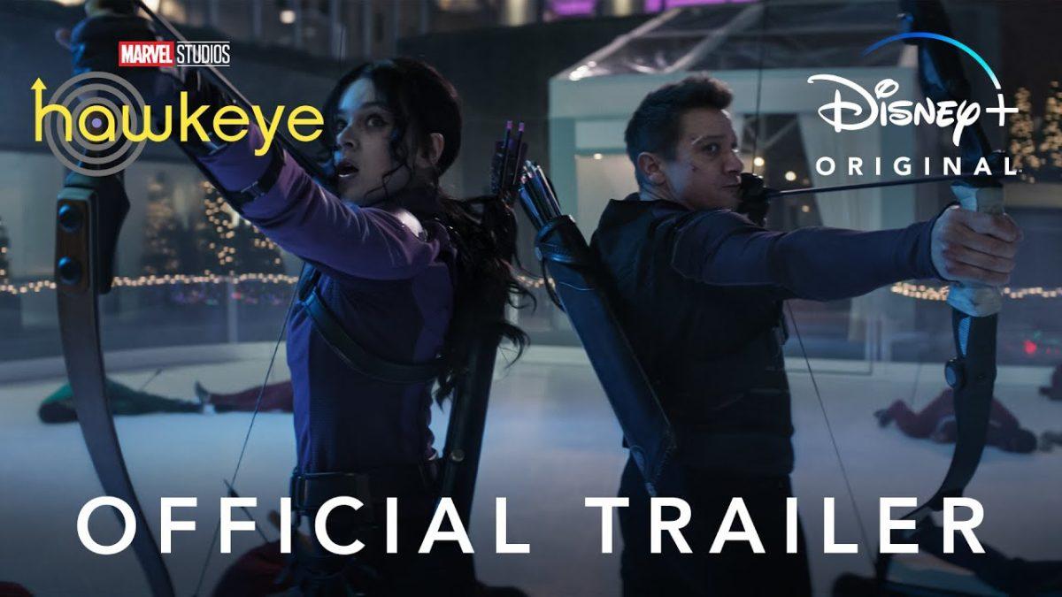 """Der erste Trailer zur """"Hawkeye""""-Serie scheint ein turbulentes Weihnachtsabenteuer zu versprechen"""